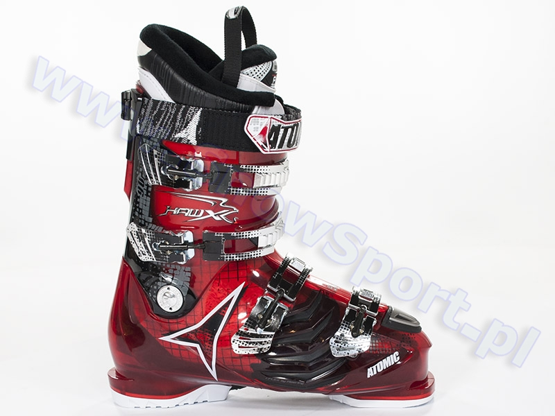 Buty Atomic Hawx 90 Red 2012