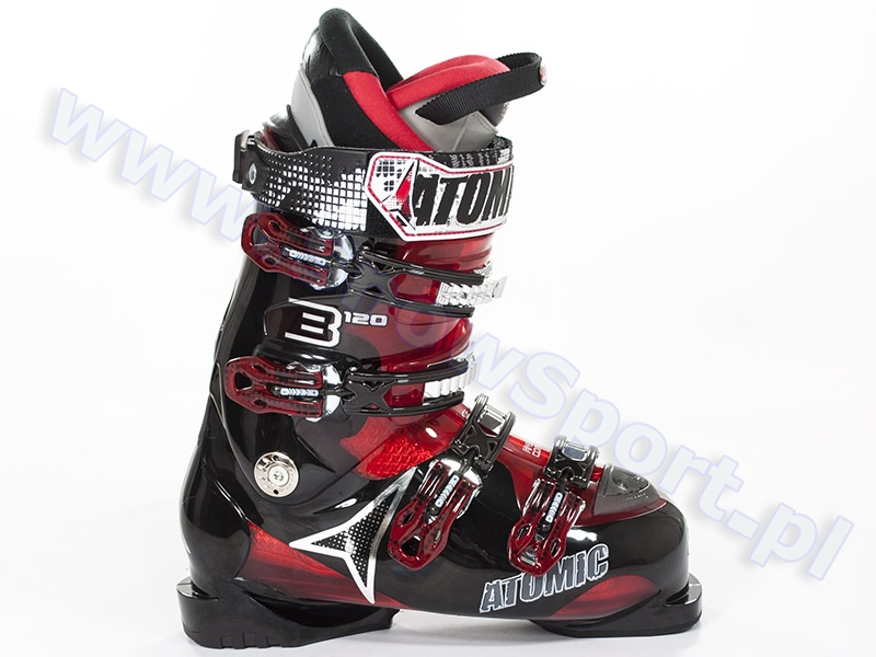 Buty Atomic B-Tech 120 2012